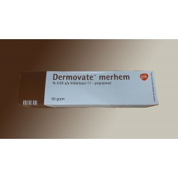 Dermovate 0.05% Ointment 50 g