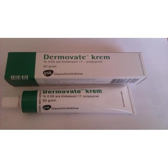 Dermovate 0.05% Cream 50 g