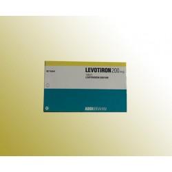Levotiron T4 200 mcg 50 tablets