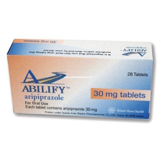 Abilify 30mg 28 tabs - buy Abilify