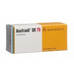 Anafranil SR 75mg 20 tabs