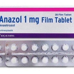 Anazol 1 mg 28 Tablets