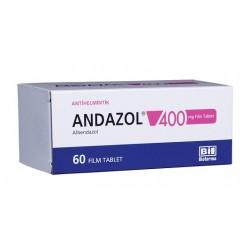 Andazol 400 mg 60 tabs