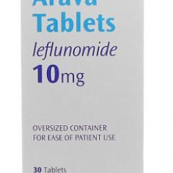 Arava 10 mg 30 tabs