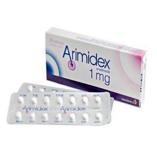 Arimidex 1 mg 28 tabs