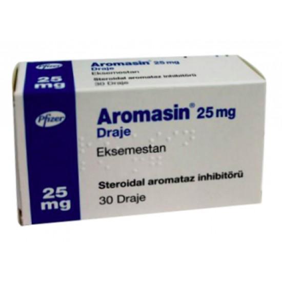 Aromasin 25 mg 30 dragees
