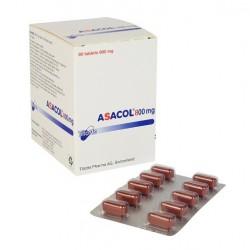 Asacol 800 mg 90 tabs