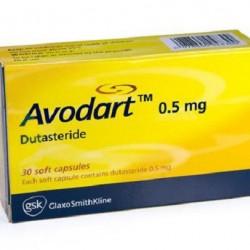Avodart 0.5 mg 30 capsules