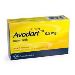 Avodart 0.5 mg 30 caps