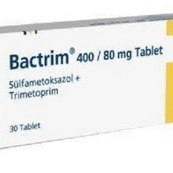 Bactrim 480mg 30 tabs