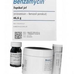 Benzamycin 5%, 3% gel 46.6 g