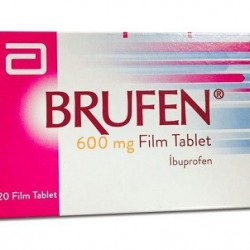 Brufen 600 mg 20 tablets