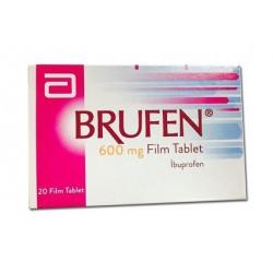 Brufen 600 mg 20 tablets