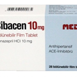Cibacen  Lotensin 10mg 28 tablets