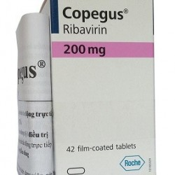 Copegus 200 mg 42 tabs