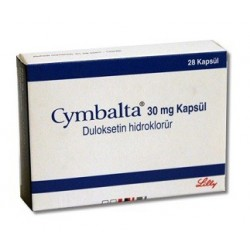 Cymbalta 30mg 28 caps