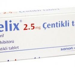 Delix 2.5 mg 28 tabs