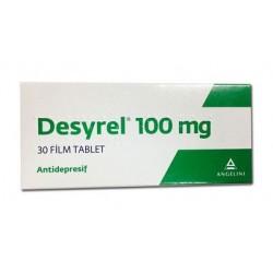 Desyrel 100mg30 tabs