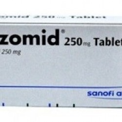Diazomid 250mg 10 tabs