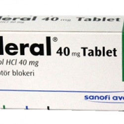 Dideral 40mg 50 tabs