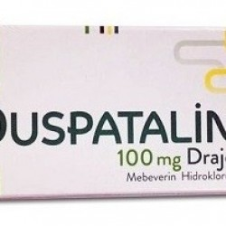 Duspatalin 100 mg 50 dragees