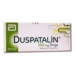 Duspatalin 100 mg 50 dragees