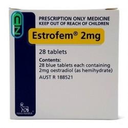 Estrofem 2 mg 28 tabs