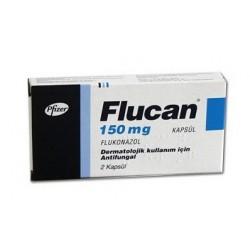 Flucan 150 mg 2 caps
