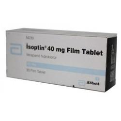 Isoptin 40mg 30 tabs