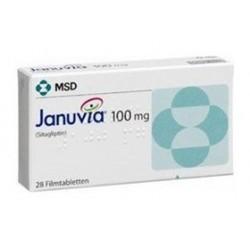 Januvia 100 mg 28 tabs