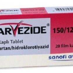 Karvezide 150/12.5 mg 28 tabs