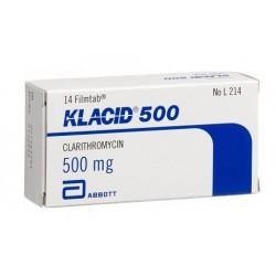 Klacid 500 mg 14 tabs
