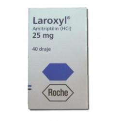 Laroxyl 25 mg 40 dragees