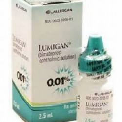 Lumigan RC 2.5 ml 1 bottle