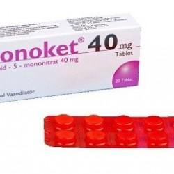 Monoket 40mg 20 tabs