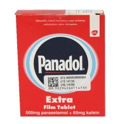 Panadol Extra 500 mg 24 tabs
