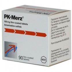 PK-Merz 100 mg 90 tabs