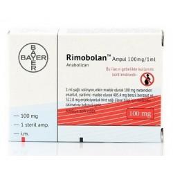 Primobolan (Rimobolan) Depot 100 mg 1 amp