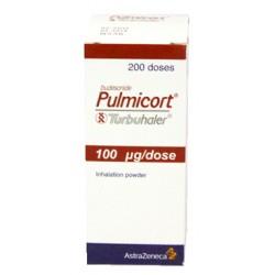 Pulmicort 100mcg turbuhaler 200 doses
