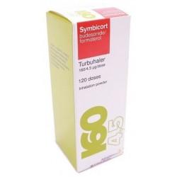 Symbicort 160/4.5 turbuhaler 120 doses