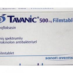 Tavanic (Levaquin) 500 mg 7 tabs