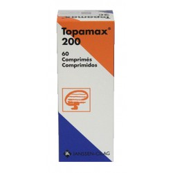 Topamax 200mg 60 tabs