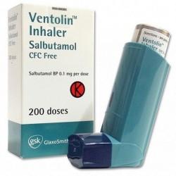 Ventolin 4 mg 100 tabs