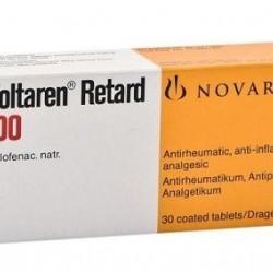 Voltaren Retard 100 mg 30 tabs
