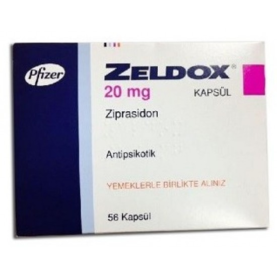 Zeldox (Geodon) 20mg 56 caps
