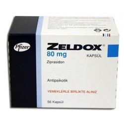 Zeldox (Geodon) 80mg 56 caps