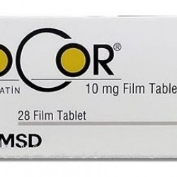 Zocor 10mg 28 tabs