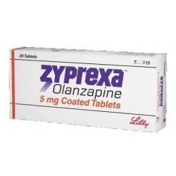 Zyprexa 5mg 28 tabs