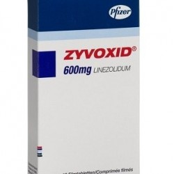 Zyvoxid (Zyvox) 600 mg 10 tabs